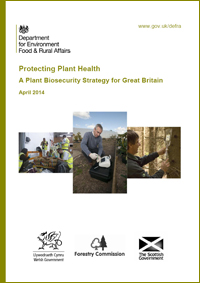 Plant Biosecurity Strategy document